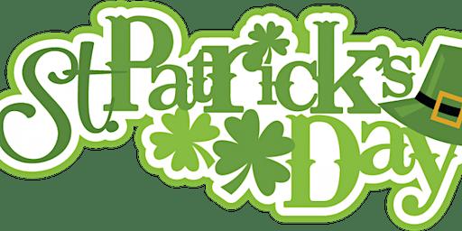 St. Patrick's Day Dinner 2020!