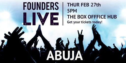 Founders Live Abuja