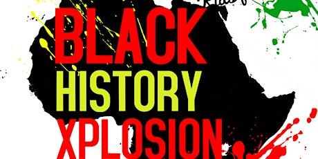 Black History Xplosion tickets