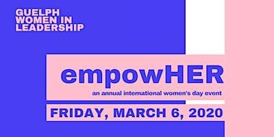 empowHER an International Women's Day Event
