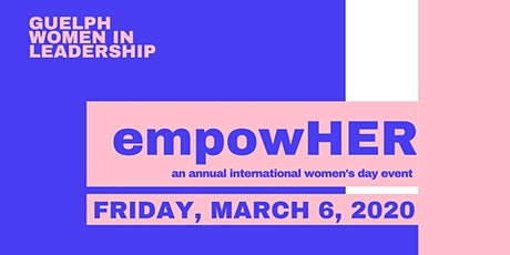 empowHER an International Women's Day Event tickets