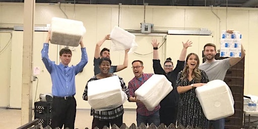 Package Meals for Meals on Wheels at LifeCare Alliance - 3/18/2020