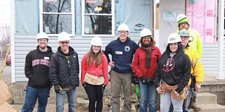 Habitat for Humanity Build Day - 3/21/2020 tickets