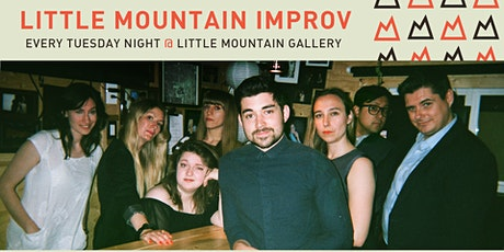 Little Mountain Improv tickets