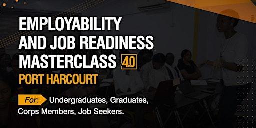 Employability and Job Readiness Masterclass (EJRM)