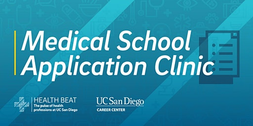 2020 Medical School Application Clinic
