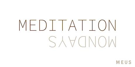 Meditation Mondays tickets