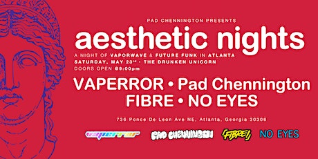 AESTHETIC NIGHTS: A Night of Vaporwave and Future Funk in Atlanta! tickets