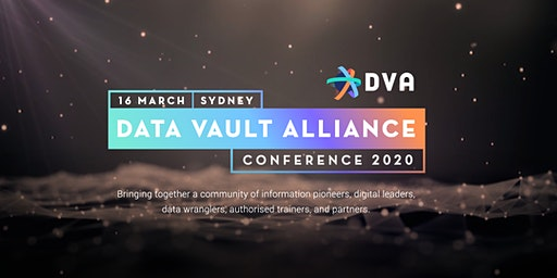 Data Vault Alliance Conference 2020