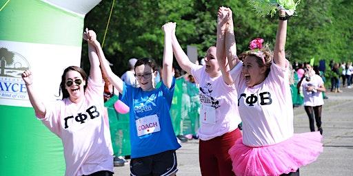 Volunteer for the SPRING 2020 Girls on the Run 5k!