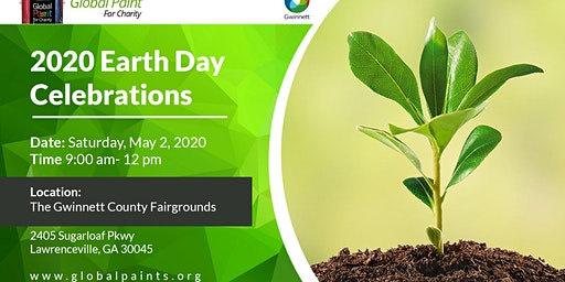 JOIN US FOR 2020 EARTH DAY Celebration!!