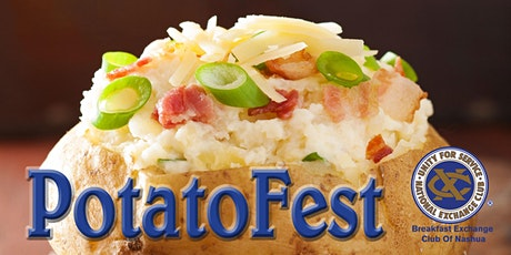 Potatofest 2020 tickets