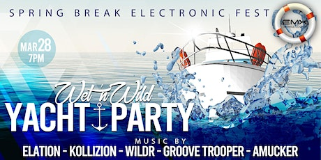 Wet n' Wild Yacht Party (Newport Beach) tickets