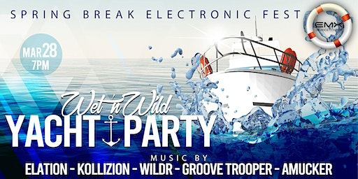 Wet n' Wild Yacht Party (Newport Beach)