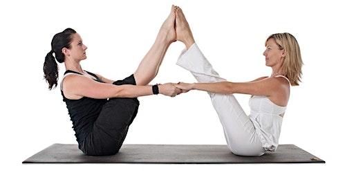 Partner Yoga March 2020