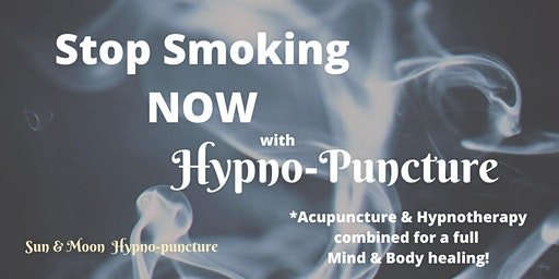 Hypno-Puncture to stop smoking