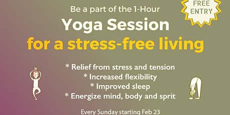 MERRYLANDS - Free Yoga and Meditation for Kids and Adults tickets