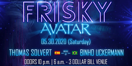 FRISKY - Avatar tickets