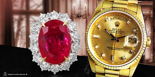 Toronto North 02.23.2020 1pm- Fine Jewellery & Swiss Watch Live Auction