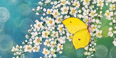 Yellow butterfly tickets