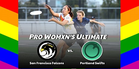 Falcons vs Swifts -- Professional Womxn's Ultimate tickets