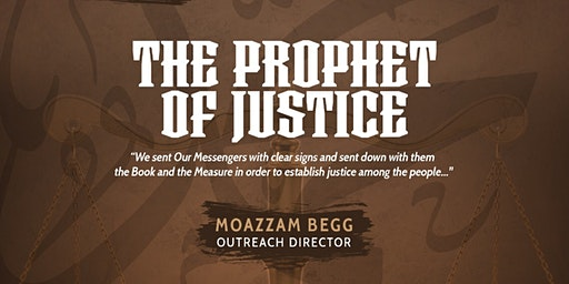 The Prophet of Justice