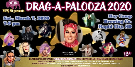 Drag-a-Palooza 2020 tickets