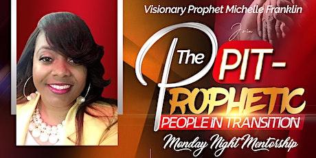 Prophetic Mentorship tickets