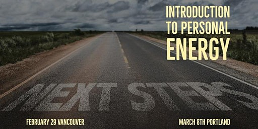 Introduction Workshop to Personal Energy