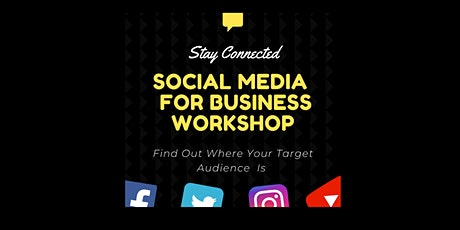 Social Media for Business Bootcamp tickets