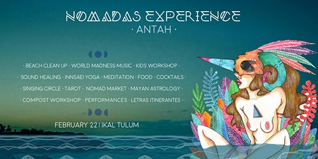 Nomadas Experience - Áantah tickets
