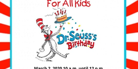Dr. Suess's Birthday PaRtY tickets