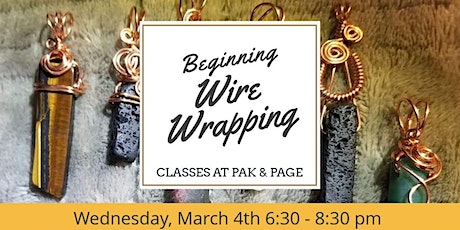 Beginning Wire Wrapping Class tickets
