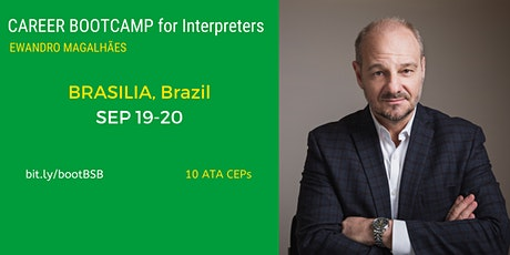 Career BOOTCAMP for Interpreters in Brasilia tickets