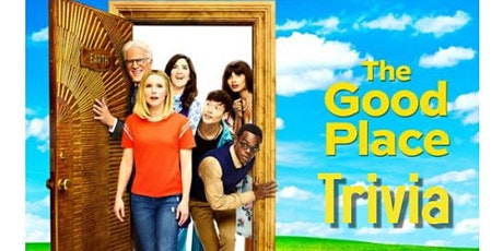 The Good Place Trivia Night tickets