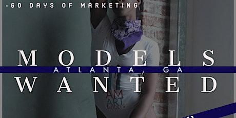 MODELS WANTED - CASTING & DEVELOPMENT TOUR - ATLANTA, GA tickets