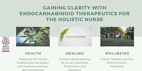 Gaining Clarity with Endocannabinoid Therapeutics for the Holistic Nurse tickets