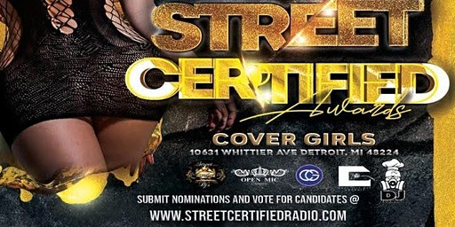 Street Certified Awards