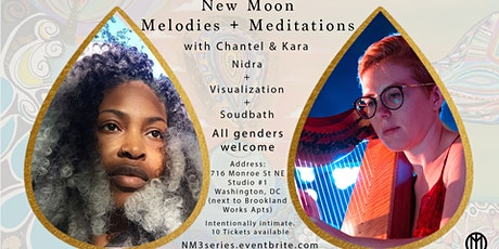New Moon Melodies + Meditations tickets