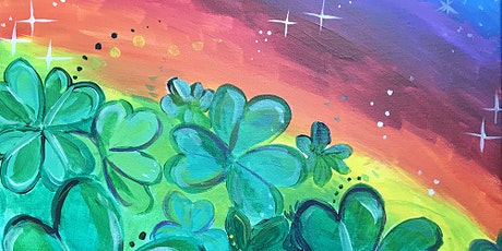 Luck O' the Irish - Paint and Sip tickets