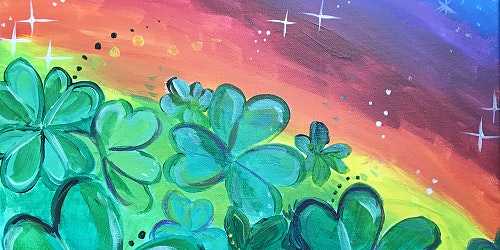 Luck O' the Irish - Paint and Sip
