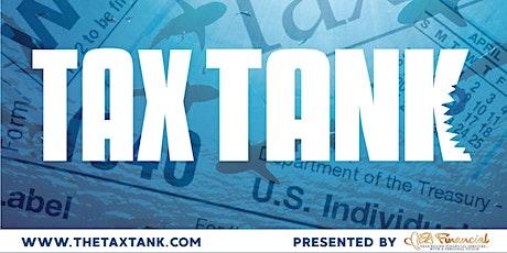 The Tax Tank tickets