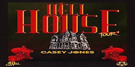 Sinner's Circle & Og Persona Presents: Casey Jones tickets