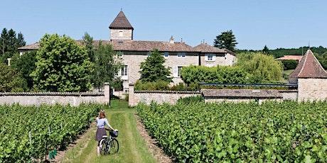 A Premier Fermentation Class: Burgundy biglietti