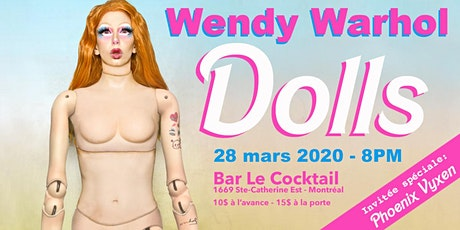 Dolls par Wendy Warhol billets