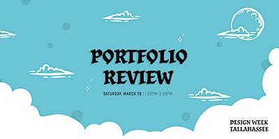 Portfolio Review | Design Week Tallahassee 2020