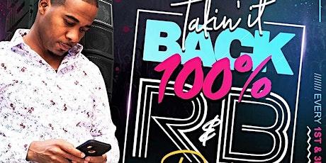 B.Lee 100% R&B Party tickets