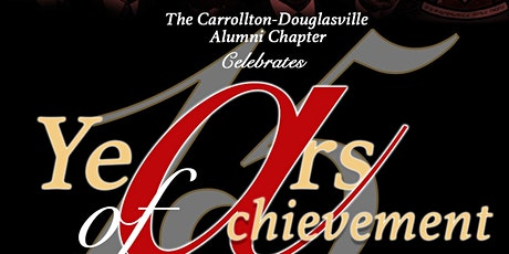CDAC NUPES CELEBRATE 15 YEARS OF ACHIEVEMENT tickets