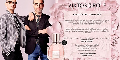 VIKTOR&ROLF - APPARENCE PUBLIQUE / MEET & GREET tickets