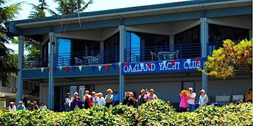 Oakland Yacht Club Open House